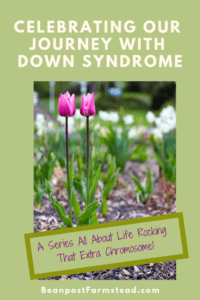 Celebrating our Journey with down syndrome! We will be informing, encouraging, and inspiring all month long! October is Down syndrome awareness month!