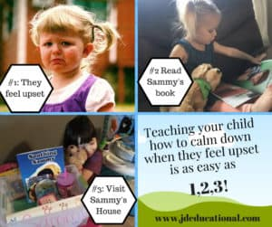 Soothing Sammy: Providing Every Child with Tools to Understand and Respond to their Emotions