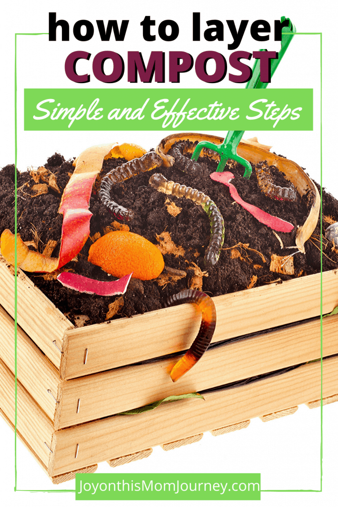 how to layer compost simply, easy and effective steps for gardeners