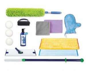 picture of multiple use cleaning products by Norwex