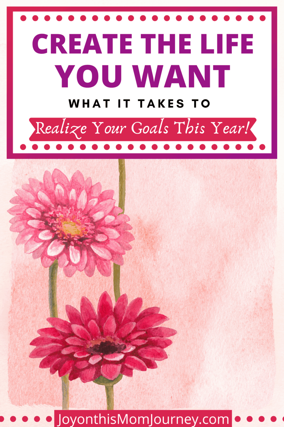 make goals and achieve them craft life you want this year. succeed at goals