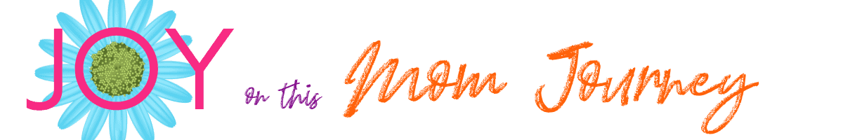 Joy on this Mom Journey Logo